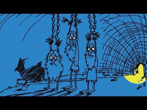 Platon'un Mağara Alegorisi - Türkçe Seslendirme