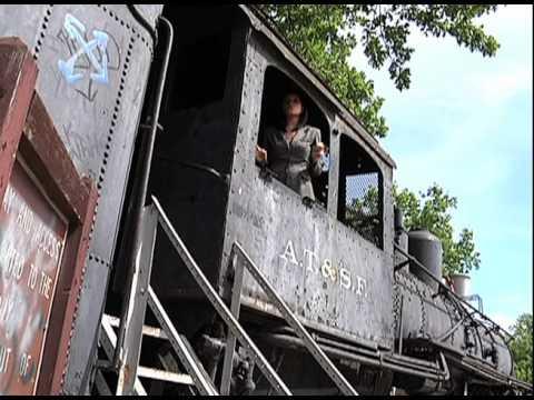 Saving a beloved, 100yearold train