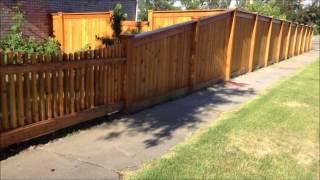 Scott Burns Custom Fence