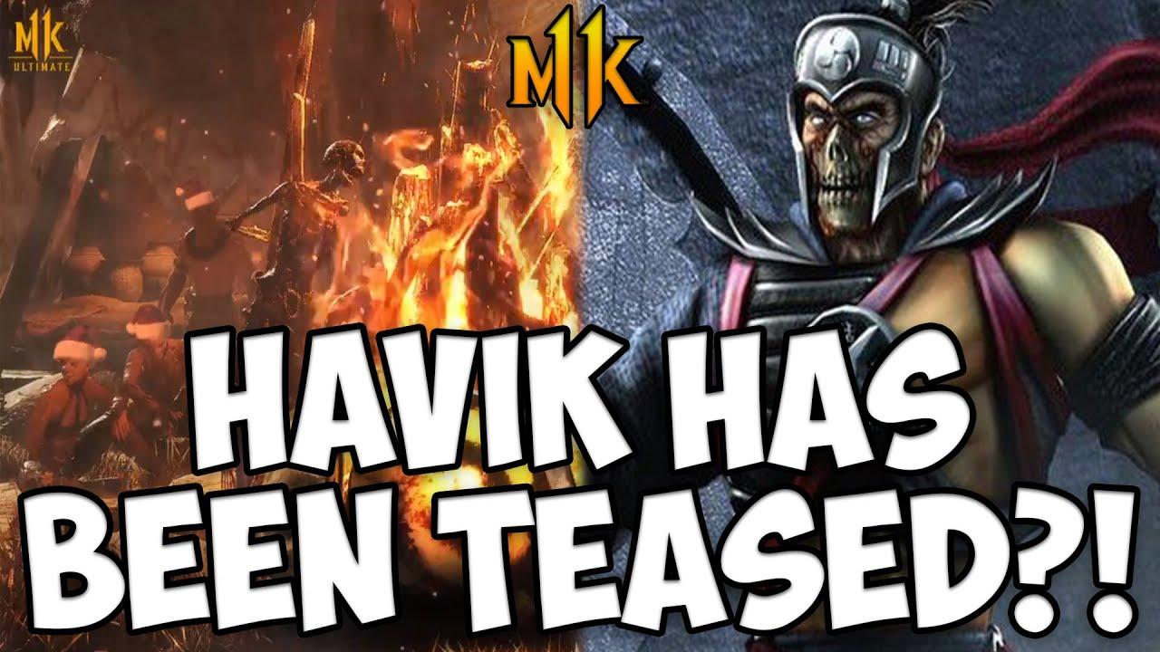 Mortal Kombat 11 Havik