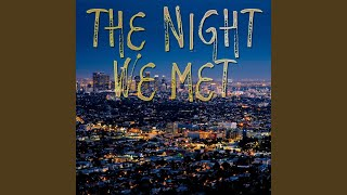 The Night We Met (Instrumental)