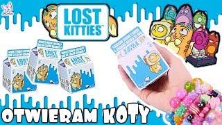 LOST KITTIES! Jakie koty trafie w mleczku?  ŚMIESZNE KOTY od LPS