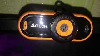 Обзор Веб-камеры A4Tech PK-920H-2 HD