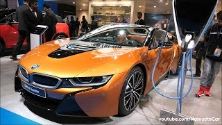 BMW i3s i8 Roadster 2018 Real life review