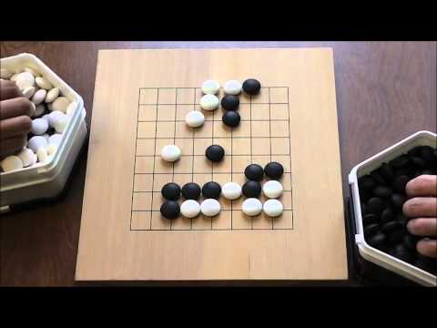 Sunday Go Lessons: Playing On The 9x9 Board Part 2!