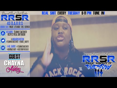 Respect Real Radio : Monday Night Raw: Chayna Ashley Interview