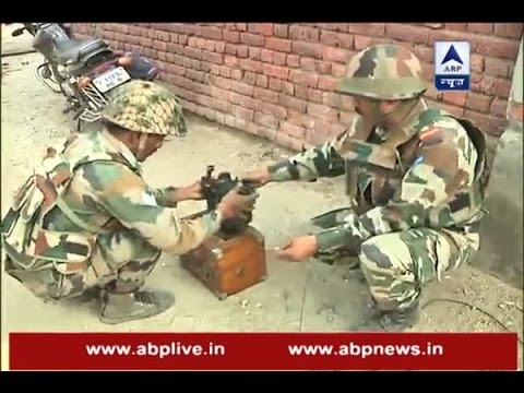 Pakistan Firing: Indian army diffuses live mortar shell