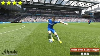 FIFA 15 All Skills Tutorial | PC Keyboard HD | 1080p