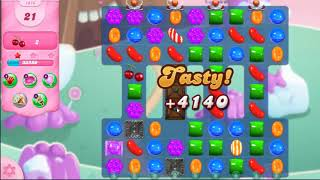 Candy Crush Saga Level 1474 - NO BOOSTERS