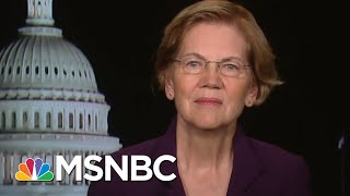 Gambar cover Elizabeth Warren Explains Economic Stimulus Coronavirus Package | All In | MSNBC