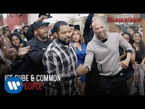 Ice Cube & Common  Real People  Barbershop: The Next Cut