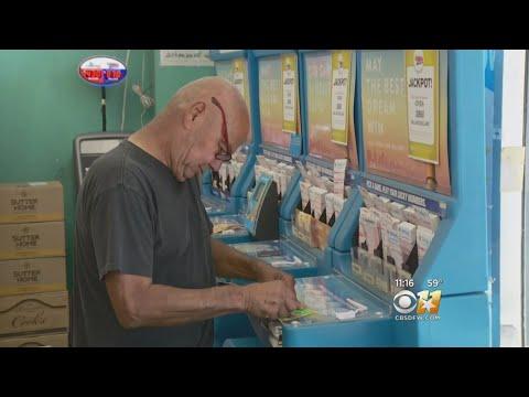 Jeff K - It's Official, Mega Millions Jackpot Hits $1 Billion
