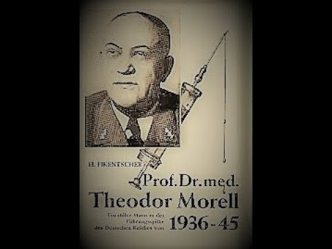 Theodor Morell, during World War II