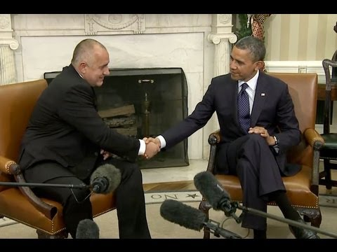 President Obama's Bilateral Meeting with Prime Minister Boyko Borissov of Bulgaria
