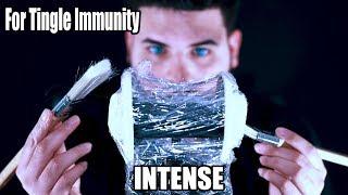 ASMR INTENSE EAR BRUSHING For Tingle Immunity