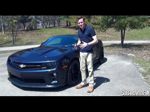Review: 2013 Chevrolet Camaro ZL1