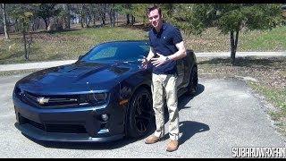 Chevrolet Camaro ZL1 2012 Videos