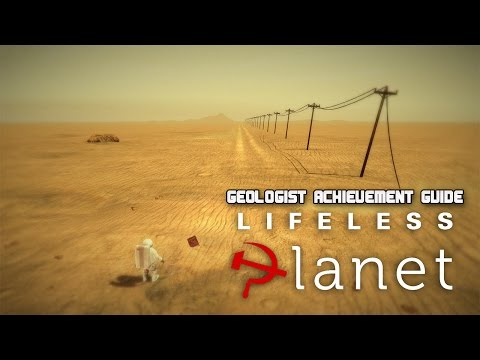 Lifeless Planet Geologist Achievement Guide Gather 15 Samples