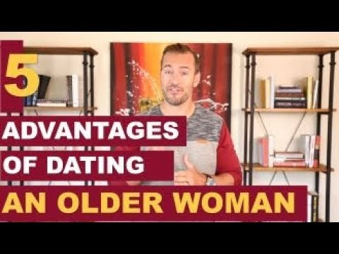 6 advantages of dating an older woman