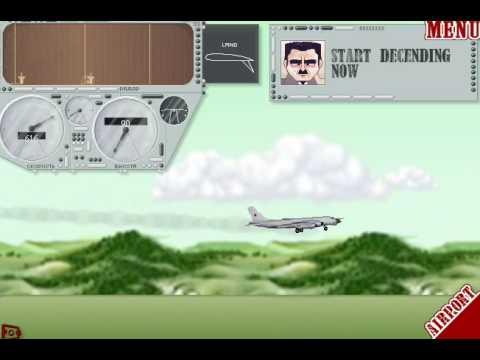 TU 95 Aeroplane Game Level 1/6