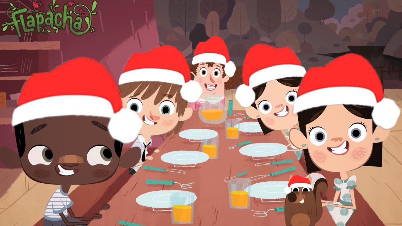 Flapacha Repas De Noel Episode Entier En Hd Youtube
