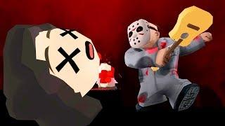 СКОТОБОЙНЯ ВЕСЕЛЬЧАКА ДЖЕЙСОНА ► Пятница 13 Убийственная Головоломка |4| Friday The 13 Killer Puzzle