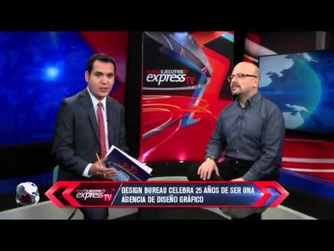 Mundo Ejecutivo Express Tv. 23 de marzo 2016 ::: Design Bureau y UNIKO :::