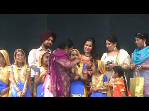 BHANGRA ANOOP BLASPURI WITH ASHA SHARMA