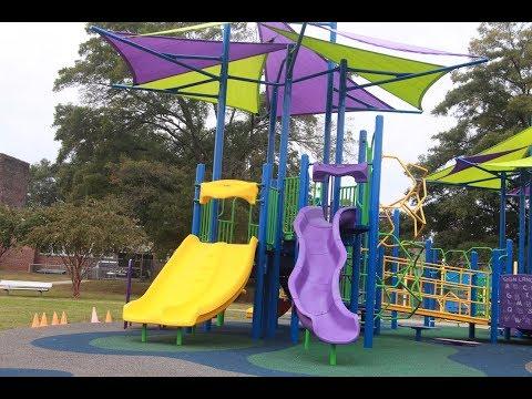 Webb Street School Playground Dedication
