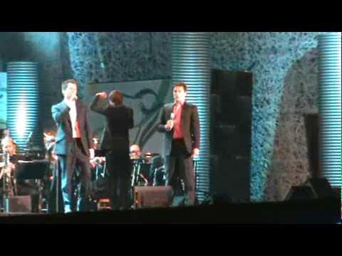 John Barrowman  Faneol 2008 with Daniel Boys