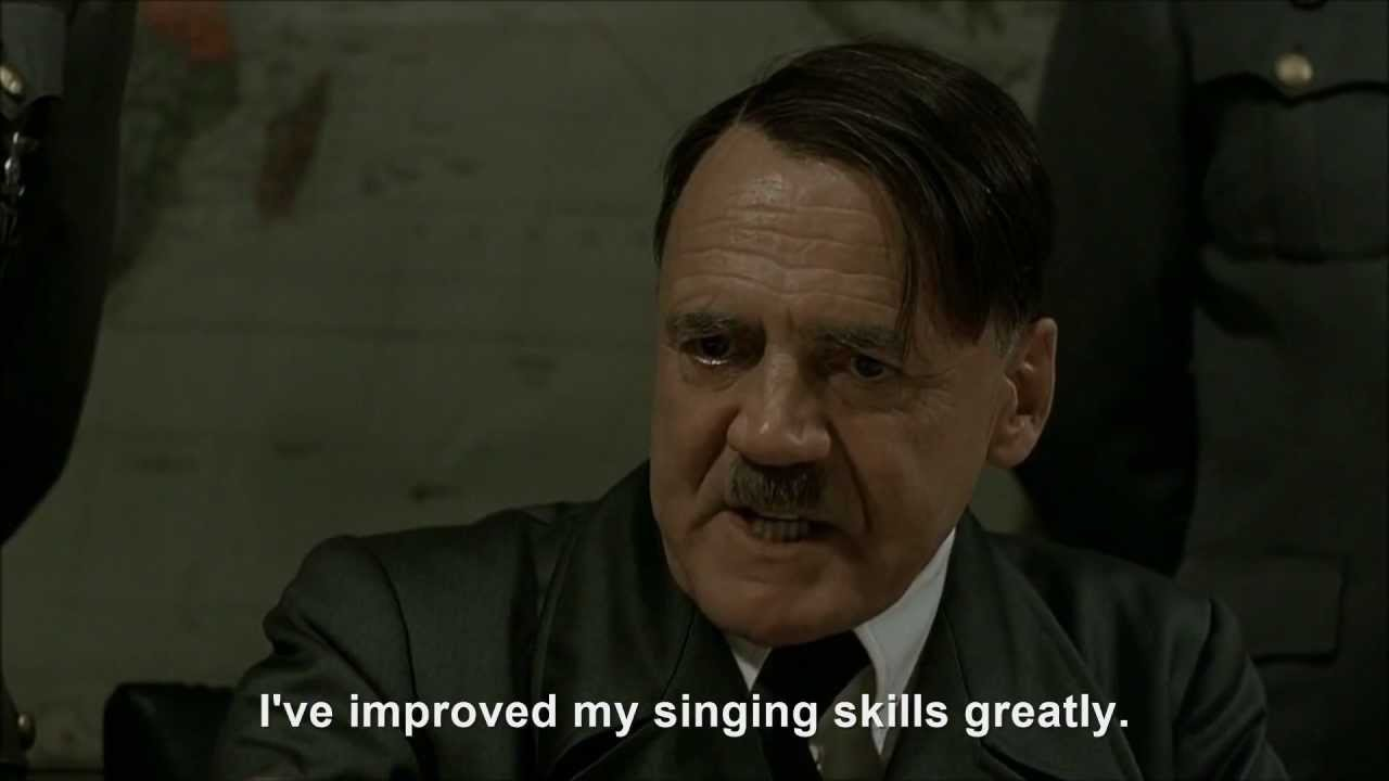 Hitler and his Gangnam Style debacle: Part I