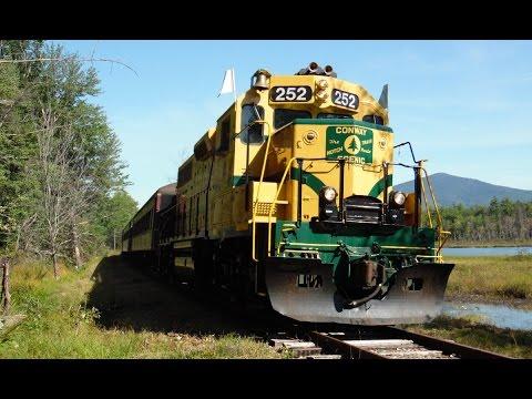 Conway Scenic Railroad | Railfan Day 2015