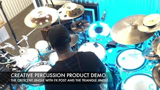 Creative Percussion Product Demo #1