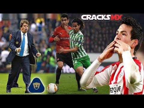 VEN a PUMAS como equipo CHICO | LAINEZ sorprendido por JUGAR | 50 PARTIDOS de CHUCKY en el PSV