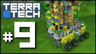 TerraTech #9 - Mega Mammoth Mining