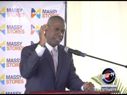 MASSY OPENS LARGEST SUPERMARKET IN GUYANA