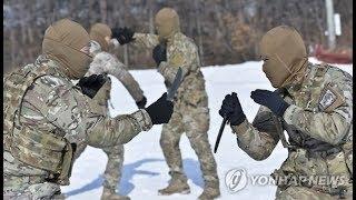 Спецназ Кореи Ножевой Бой vs Вадим Старов Тактическая Самооборона