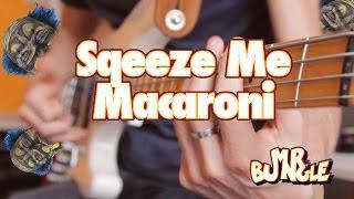 Baixar Squeeze Me Macaroni   Marco Fabricci   Bass Cover   HD