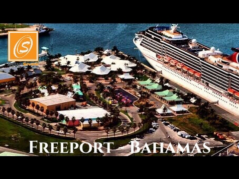 Port of Freeport Walking Tour, Bahamas