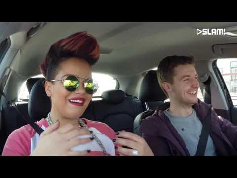 SLAM! Taxi #3: Eva Simons