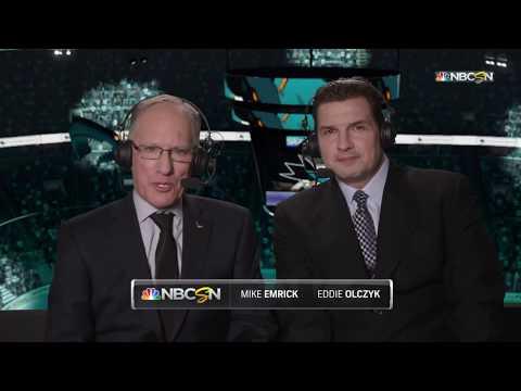NHL® 18 Calgary Flames vs San Jose Sharks