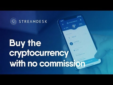 Streamdesk - new era of digital assets exchange