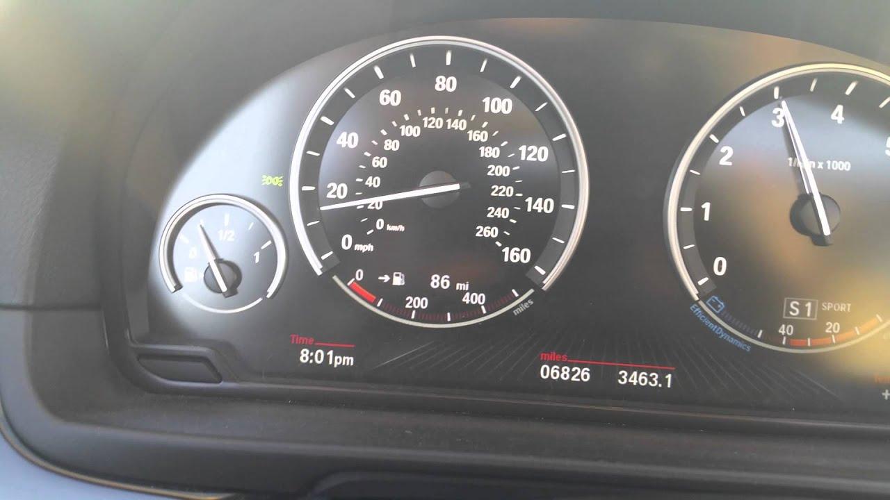 2015 bmw 535i xdrive 0-60 mph - youtube