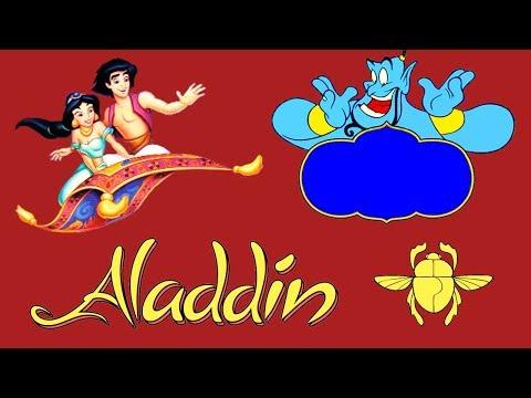 Aladdin (Аладдин) прохождение (NES, Famicom, Dendy)