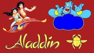 Aladdin Аладдин прохождение NES Famicom Dendy