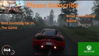 The Crew 2-Ferrari 488 GTB- Awesome Sound