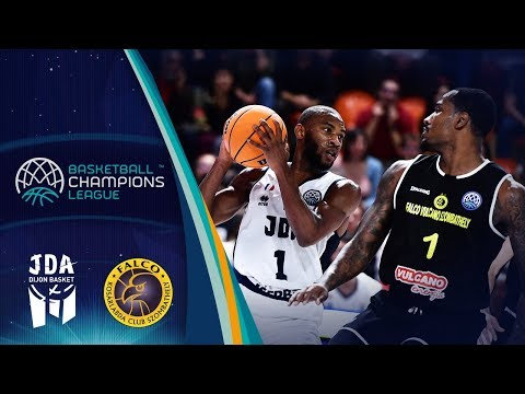 Jda Dijon V Falco Szombathely – Highlights – Basketball Champions League 2019-20