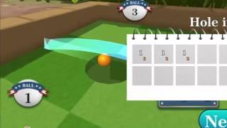 Presidential mini golf legion