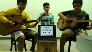 Lời hứa cho em - Phúc Bồ - FA Band cover