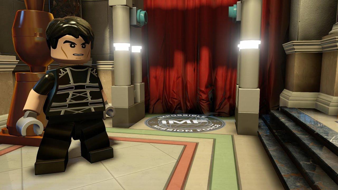 Lego Dimensions Mission Imposible Amazon España